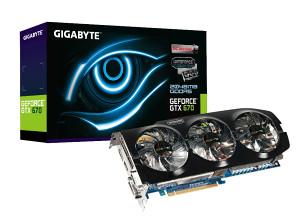 Gigabyte Windforce 3 GTX 670 OC 2GB GDDR5 256bit GTX670