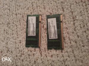 Ram memorija 2Gb ddr2 800MHz laptop