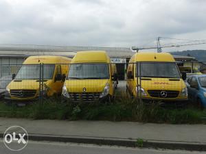 Mercedes sprinter CH UVOZ