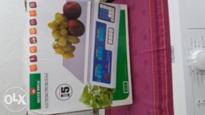 Vaga za voće i povrce