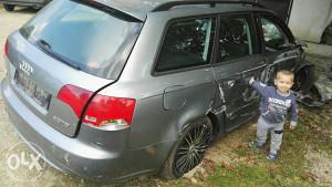 Audi A4 b7 karavan