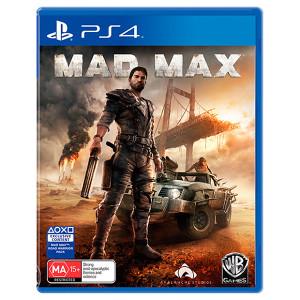 MAD MAX PS4 PLAYSTATION 4 +GRATIS HIT IGRE