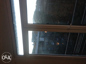 Balkonska dvokrilna vrata PVC