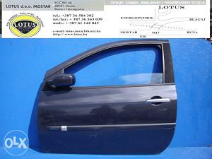 Clio 05/09-prednja lijeva vrata (ostali dijelovi)