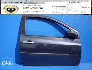 Clio 3 05/09-prednja lijeva vrata (ostali dijelovi)