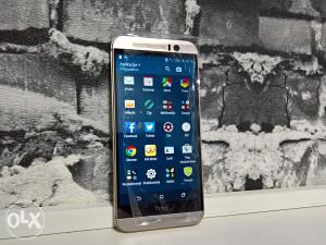 "HTC One M9 Silver Gold 5"" Octa-Core / 3GB / 32GB"