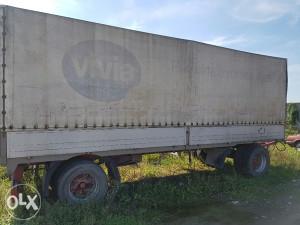 Prikolica za Kamion