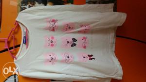 Majica za djevojčicu