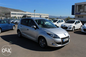 RENAULT SCENIC 1.5 dCi SILVER EDITION