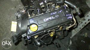 Motor Opel Astra G 1.7 DTI 00-05g 55 kw Y17DT AE 155