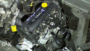 Motor Opel Astra G 1.7 DTI 00-05g 55 kw Y17DT AE 156