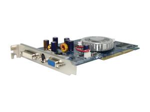 AGP grafika 256MB GeForce FX5200