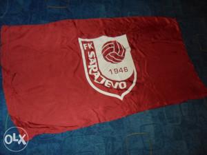 Zastava Sarajeva nova 150x70