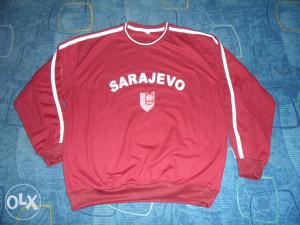 Majica i zastava Fk Sarajevo