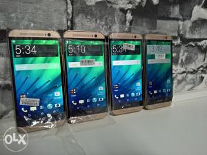 "HTC One M8 Gold 5"" Quad-Core / 2GB / 16GB"