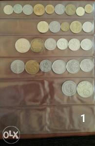 Numizmatika stare kovanice novac