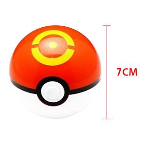 Race ball Pokemon loptica pokeball