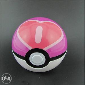 Pokemon LOVE ball poke loptica <3