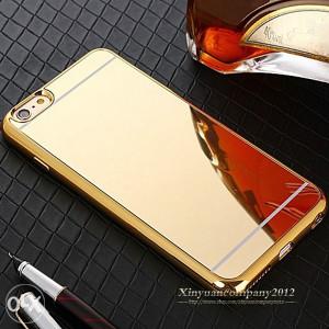iphone 6 maska ogledalo gold