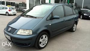 VW SHARAN 1.9 TDI gp.2003