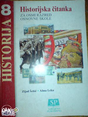 HISTORIJSKA ČITANKA 8. razred OSNOVNE ŠKOLE