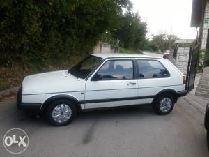 VW GOLF 2 Turbo Dizel