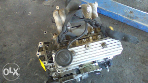Motor Skoda Fabia 1.0 MPI 02g 37 kw AQV AE 158