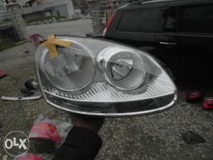 Desni far svijetlo lampa . Golf 5