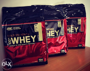 Standard Gold Whey Protein 4,6kg PROTEINI Banana