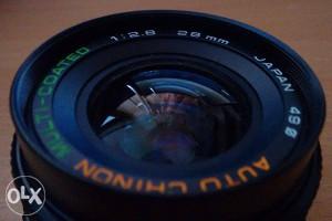Objektiv Chinon 28mm 2.8