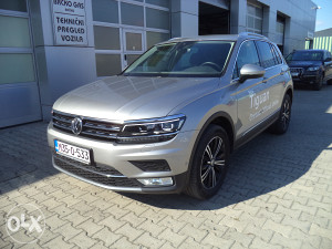 VW Tiguan 2.0 TDI 4Motion DSG Highline