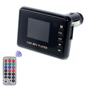 MP3 Player FM Transmitter sa daljinskim