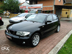 BMW 118 D FULL OPREMA