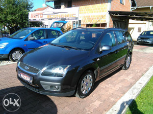 FORD FOCUS 1.6 TDCi 66 KW 2005 G.P -Novi model-