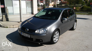 WV GOLF 1.9 TDI 2008 g.