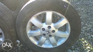 Alu Aluminijske Felge Honda CRV R17 AE 120