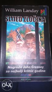 Slijed zločina: William Landey