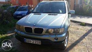 BMW X5 benzin - plin 3.0