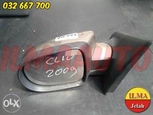 LIJEVI ELEKTRICNI RETROVIZOR RENAULT CLIO 2009 ILMA