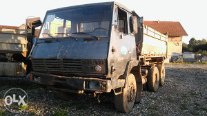 Kamion Steyr