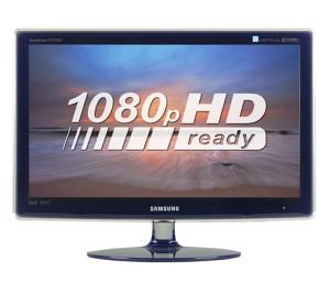 Samsung P2470HD lcd TV/monitor full hd