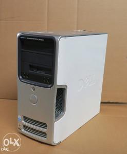 Dell intel pentium,2 gb ram,160 gb hdd,win 7