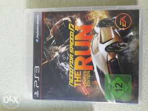 Need For Speed Run (Limited Edition) PS3