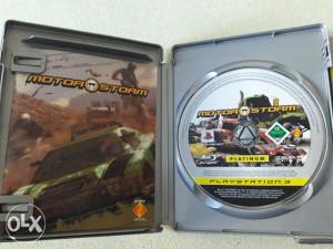 Motor Storm Platinum Edition PS3