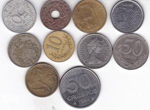 lot kovanica--10 komada