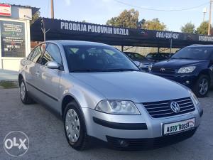 Volkswagen Passat 5+  1.9 tdi 2002