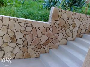 Nabavka i ugradnja kamena za zidne obloge