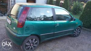 Fiat Punto dizel (zamjena za pasat 3)