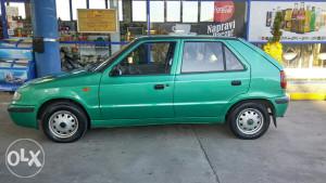 Škoda Felicia 1.3b,1999god.,reg do 11/2016