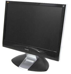 """Viewsonic lcd monitor 22""""-sa manjim kvarom"""